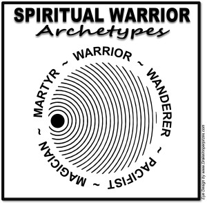 Peaceful Warrior Archetypes