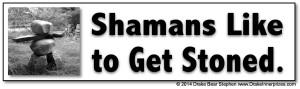 ShamanBumperSticker31sml
