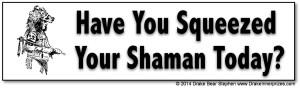 ShamanBumperSticker5sml